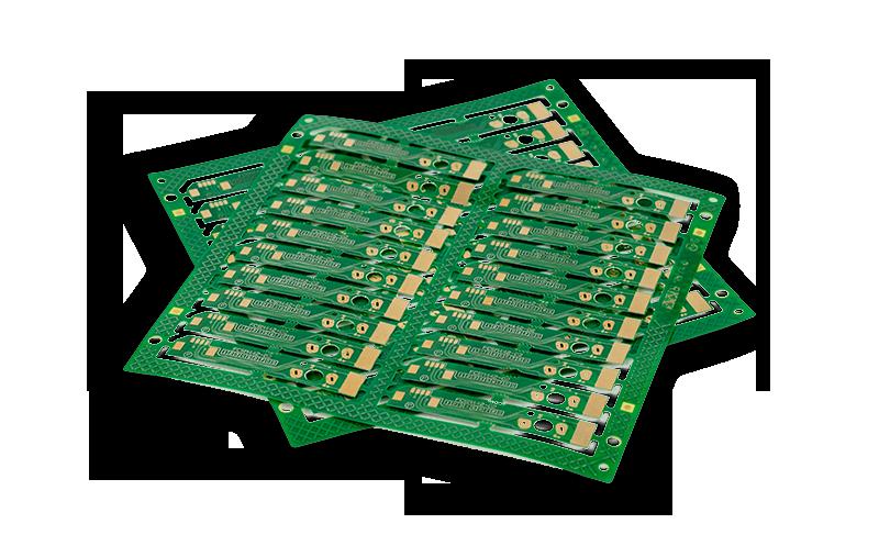 Flexibele PCB's