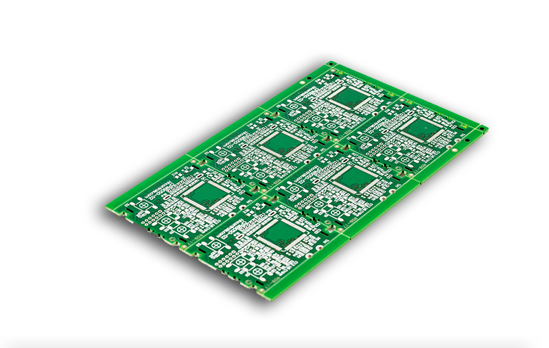 Hoogfrequente PCB's
