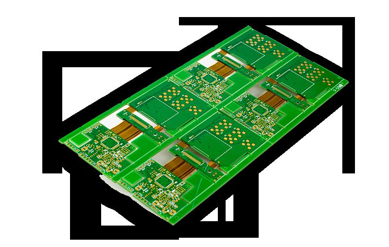 Stijve Flex-PCB's