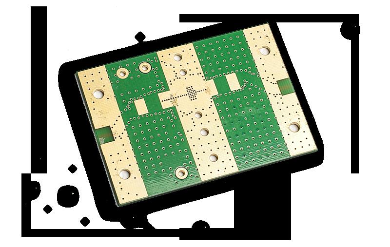 Dikke koper-PCB's